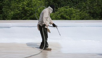 Spray Polyurethane Foam Under Fire in CA