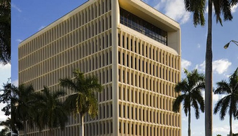 Iconic Florida Building Faces Uncertain Future