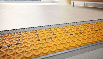 Floor System Boasts Moisture, Impact Protection