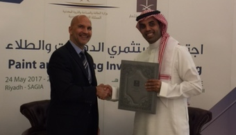 SSPC, Industry Investors Partner with Saudi Arabia
