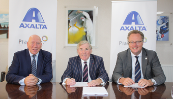 Axalta Acquires UK Thermoplastic Firm