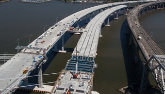 New Tappan Zee Span Set to Open