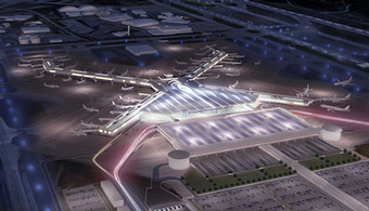 Plans Unveiled for Pittsburgh Airport Terminal