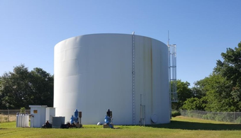 Contractors Sought for $1.5M Tank Recoat