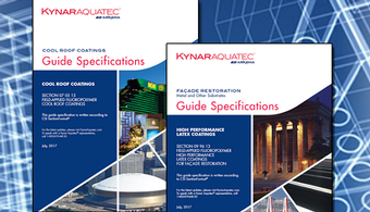 New Guide Published for Fluropolymer Coatings