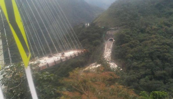New Bridge Collapses in Colombia