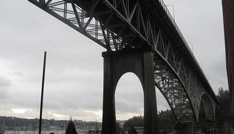 $27M Aurora Bridge Coating Project Awarded