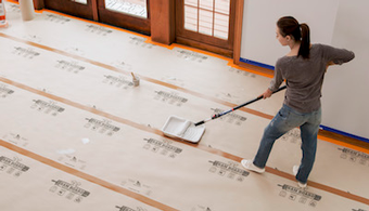 New Floor Protection for Paint Jobs Released