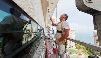 Painters, Construction Take Spots on Dangerous Jobs List