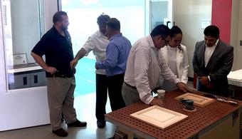 Axalta Opens New Wood Coatings Center