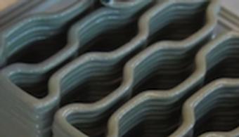 Purdue Develops 3D-Printed Cement Paste