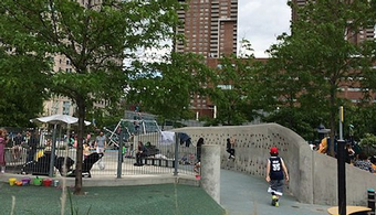 Contractors Needed for NYC Playground Project