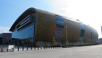 WI Bucks Arena Dubbed 'Bird Friendly'