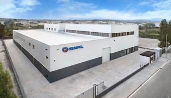 Hempel Opens New R&D Facility in Spain