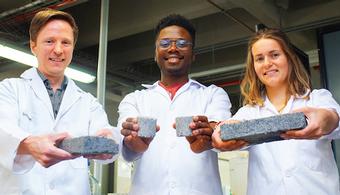 Researchers Create Bio-Bricks Out of Urine
