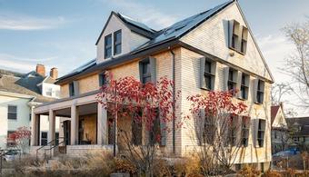 Harvard University Completes HouseZero