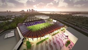 Construction Begins on $65M KY Soccer Stadium