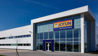 Sales Up, Profits Down for Jotun in 2017