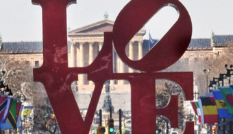 Philly Welcomes Back Famed 'LOVE' Statue with Parade