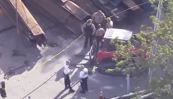 FL Man Pinned Under Heavy Equipment