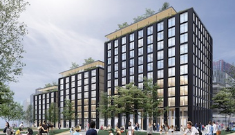 Largest Timber U.S. Office Building Slated for NJ