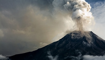 Cement Made with Volcanic Ash Stronger, Greener
