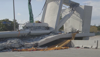 Warning Disregarded Before FIU Bridge Collapse
