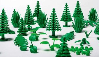 LEGO to Launch Sugar Cane Bricks