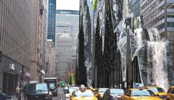 Waterfalls, Forests Proposed for Park Avenue in NYC