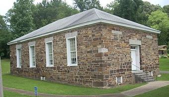 GA 'Old Stone Church' Restoration Out for Bid