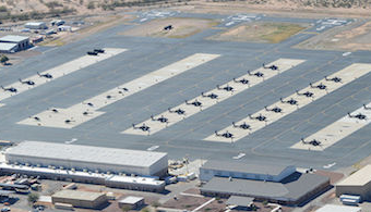 Contractors Needed to Paint AZ Heliport Buildings