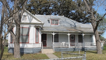 Contractors Needed for Historic TX Home Stabilization