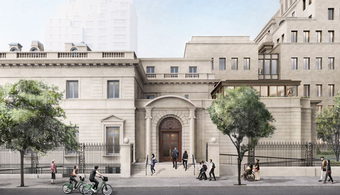 Frick Museum Selects Firm for $160M Reno