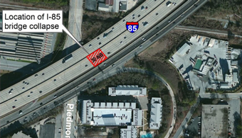 NTSB Issues Report on I-84 Bridge Collapse