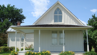 Reno, Waterproofing Needed for American Gothic House