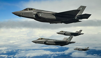 F-35 Delivery Stopped Again Over Primer Problem