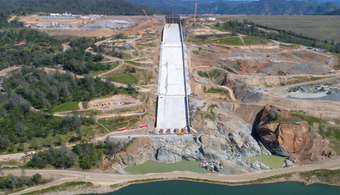 Oroville Dam Construction Set to Begin May 8
