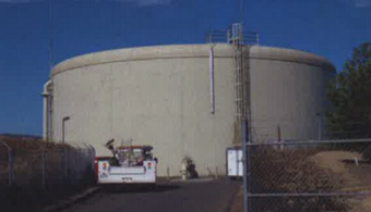 CA Ground Storage Tank Out for Bid