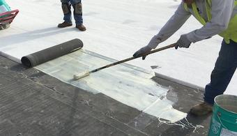 USDA Certifies Biobased Roofing Adhseive