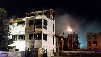 3-Alarm Fire Guts Multiple CO Projects