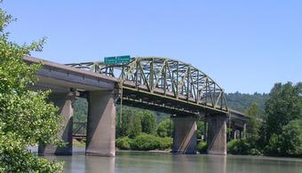 $2.5M Cowlitz River Bridge Contract Awarded