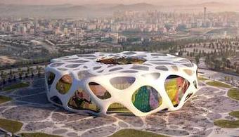 Designs Revealed for Turkish Stadium Revamp