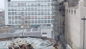 Glasgow School of Art Building to be Dismantled