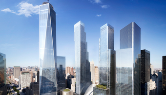Three World Trade Center Opens in NYC