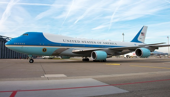 Discussions Continue on Air Force One Redesign
