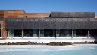 c25eae958f8 Architects Complete Blue Lagoon Hotel