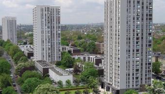 Dangerous Cladding Affects 300 Tower Blocks