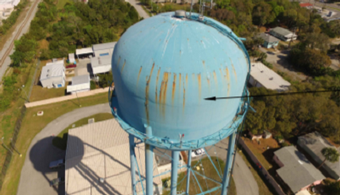 Elevated Tank Rehab in FL Out for Bid