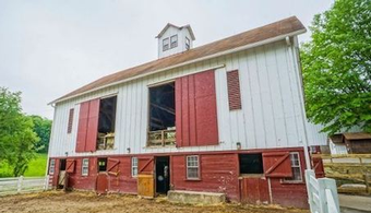 Repair, Repainting Needed for Public PA Farm