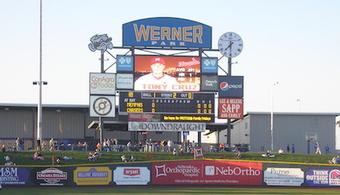 Contractor Sought for NE Ballpark Repaint